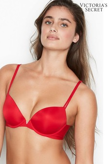 Victoria's Secret Illusion Plunge Push-up Bra