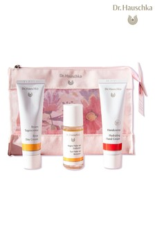 Dr. Hauschka Nurturing Rose Skincare Set (worth £52.50)