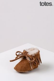 Totes Brown Bailey Bootie