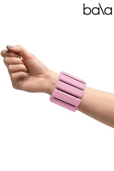 Bala Pink 1lb Ankle Wrist Weights