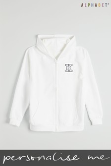 Personalised Monogrammed Zoody by Alphabet