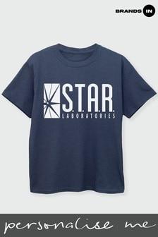 Girls Logo T-Shirt by DC Comics