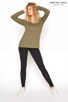 Long Tall Sally Black Leggings