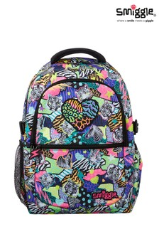 Smiggle Animal Galaxy Attach Backpack