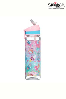 Smiggle Pink Galaxy Drink Bottle