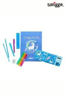 Smiggle Blue Reload Pop Out Kit