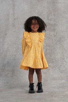 Angel & Rocket Danni Ditsy Print Dress