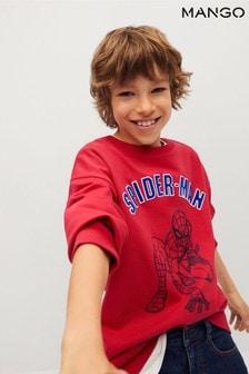 Mango Spider-Man Sweat Top