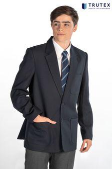 Trutex Boys Blue School Blazer