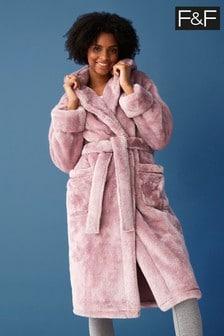 F&F Silky Robe