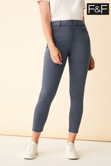 F&F Blue Supersoft Jeans