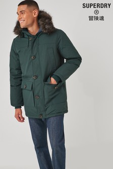 Superdry New Rookie Down Parka
