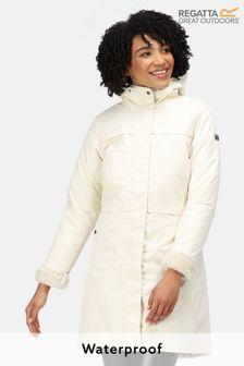 Remina Waterproof Longline Jacket