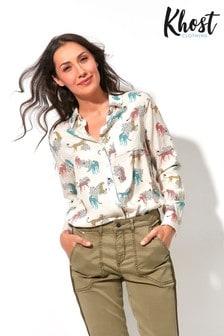 Khost Clothing Leopard Shirt