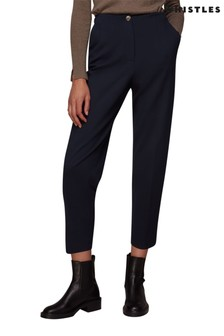 Whistles Lila Tapered Ponte Trousers
