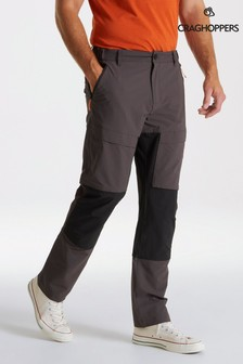 Craghoppers Grey Kiwi Pro Expedition Winter Lined Trousers