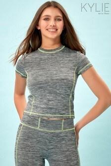 Kylie Grey Teen Neon Stitch T-Shirt