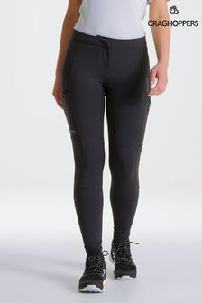 Craghoppers Black Dynamic Trousers