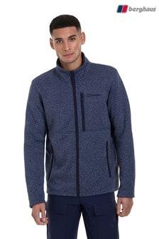 Berghaus Blue Vallen Interactive Fleece Jacket