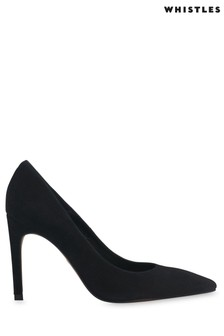 Whistles Cornel Suede Point Pumps