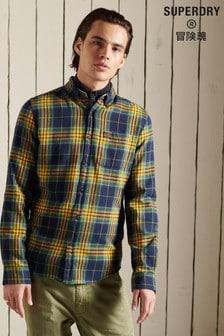 Superdry Organic Cotton Heritage Lumberjack Shirt