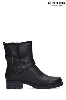 Miss KG Black Hix Boots