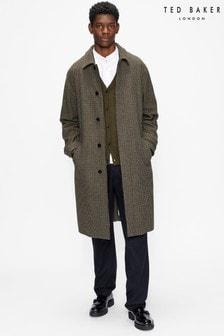 Ted Baker Redrun Belted Wool Coat