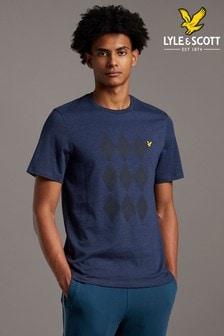 Lyle & Scott Argyle T-Shirt