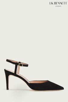 L.K.Bennett Black Hope Shoes