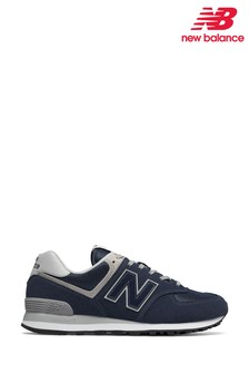 New Balance Trainers Shoes Kids 373 Blue