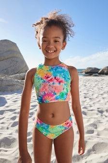 Multi Tie Dye Bikini (3-16yrs)