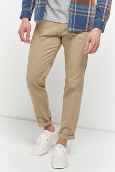 Sand Stretch Chinos