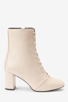 Women's footwear Boots White Casual