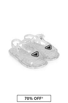 Emporio Armani Boys Sandals