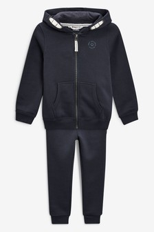 Navy Hoody And Joggers School Set (3-16yrs)