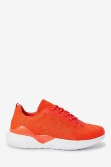 Orange Active Sports Trainers