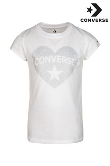 tee shirt converse junior