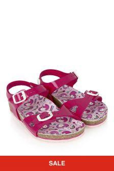 Birkenstock Purple Rio Sandals