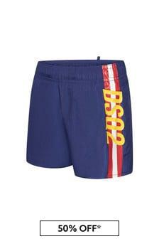 Dsquared2 Kids Boys Swim Shorts