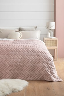 Pink Pink Zola Throw