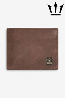 Brown Extra Capacity Wallet
