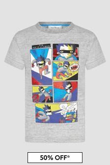Marc Jacobs Grey T-Shirt