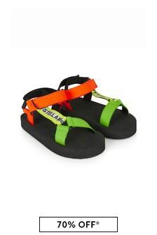 Stella McCartney Kids Boys Multicoloured Sandals