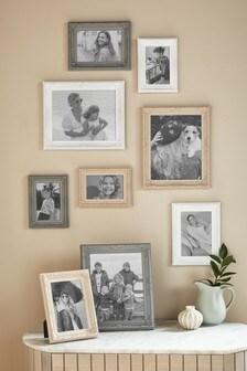 Pink Set of 9 Amelie Frames