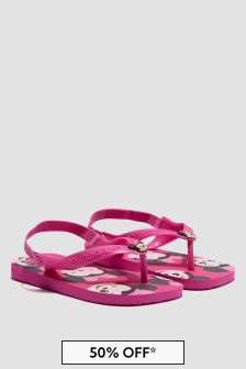 Havaianas Pink Minnie Mouse™ Flip Flops
