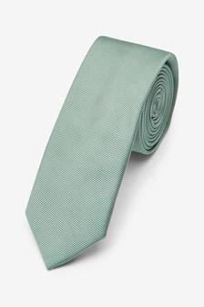 Sage Twill Tie