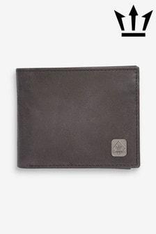 Black Extra Capacity Wallet