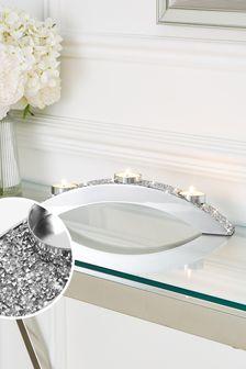 Silver Harper Multi Tea Light Holder