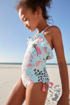 Blue Swimsuit (3mths-16yrs)