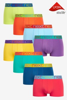 Bright Colour Hipsters Eight Pack